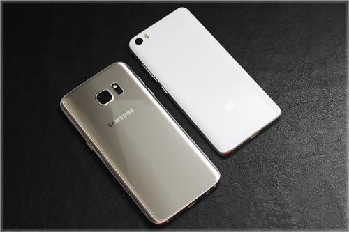 不偏不倚!三星Galaxy S7对比小米5评测:只是长得像 哪个更带劲儿?