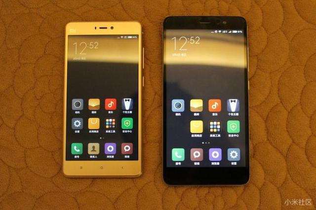 无关嫡庶!红米Note 3全网通版与小米4S全方位对比评测:谁更优秀?