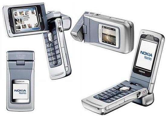 1985到2015 回顾诺基亚30年来的30款经典nokia手机图片