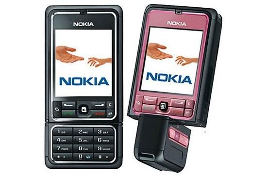 2005年:诺基亚3250