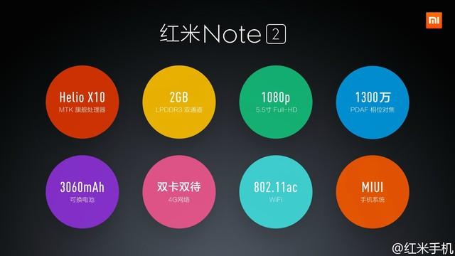 红米Note2高配版评测 有Helio X10就能对标魅族MX5/华为P8?
