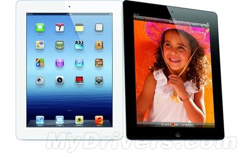 苹果新一代iPad规格特性详解 惊喜不大