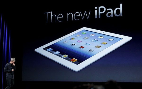 苹果新款iPad