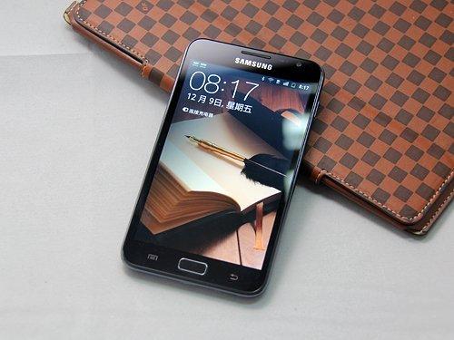 2月国内10大Android手机排名  GALAXY SII登顶