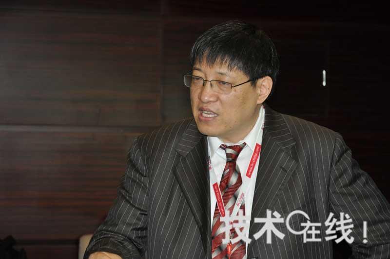 芯原董事长兼总裁戴伟民