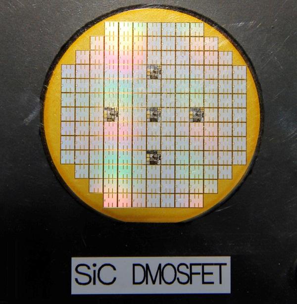 罗姆半导体的SiC-MOSFET