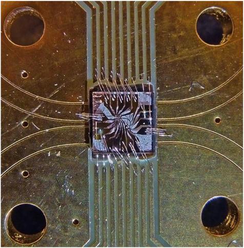 科学家们在钻石内制成一种量子计算机,这是一个首创。