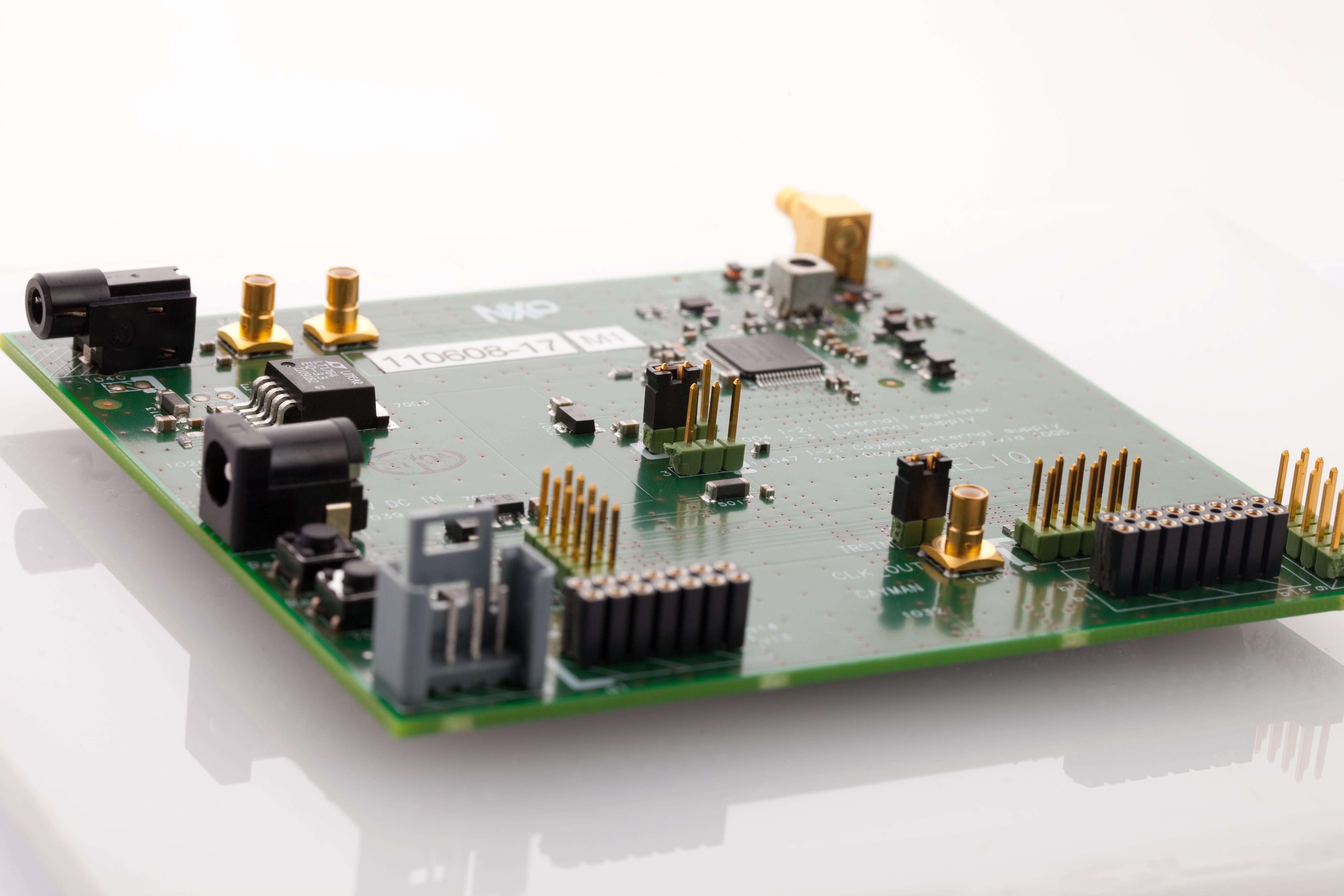 NXP OFweek电子工程网配图