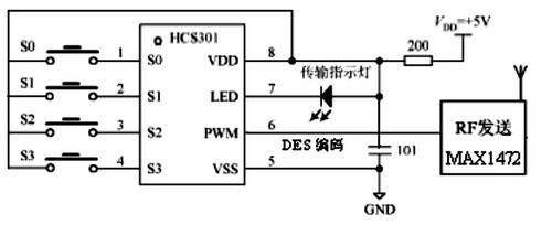 电路 电路图 电子 原理图 500_213