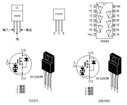 diy制作:图文详解逆变器电路制作过程