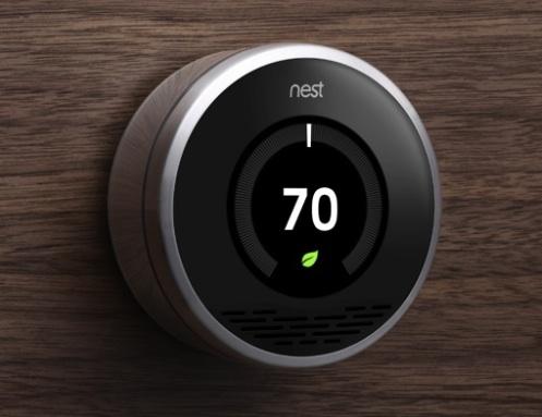 惊艳:高品质恒温器 Nest 的内部之美