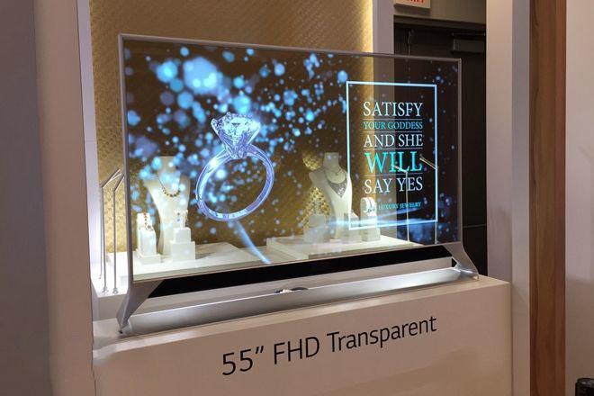 三星不再生产透明OLED面板电视