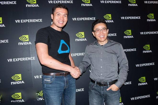 NVIDIA和HTC强强联手 全民VR近在咫尺
