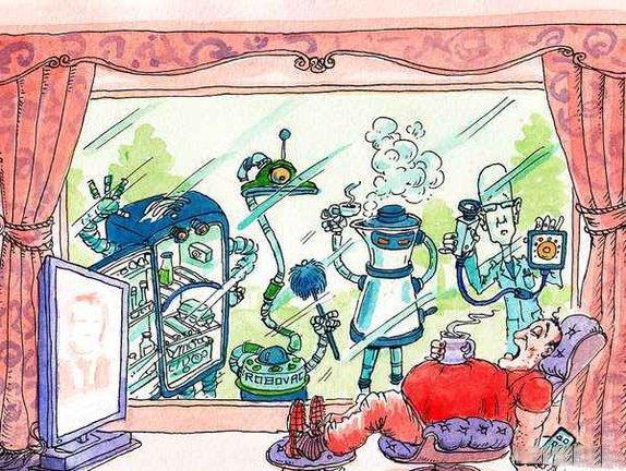 智能家居的智能在于物联网的存在