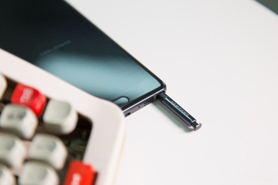 铁汉柔情 这才是三星 Galaxy Note 7