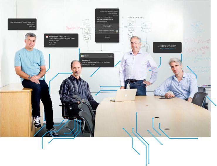 苹果人工智能最完好解密:iBrain早已无处不在