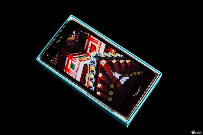 荣耀畅玩5轻体验:手机中的 G-SHOCK