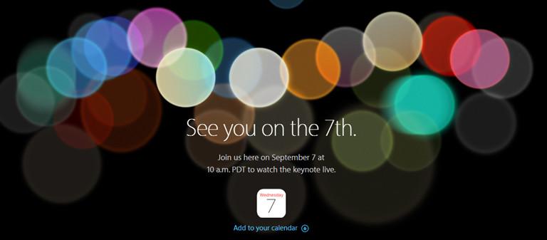 苹果发布会前 小编总结所有iPhone 7新特性