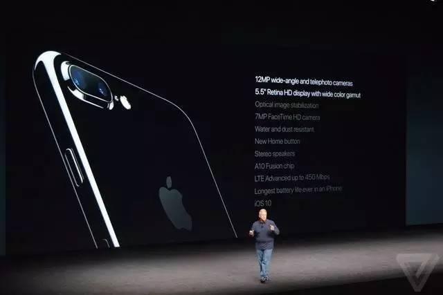 除了iPhone 7 苹果今天凌晨还带来了什么惊喜?