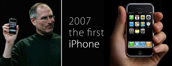 往事回首:从iphone3到iphone6 历代IPHONE发展史