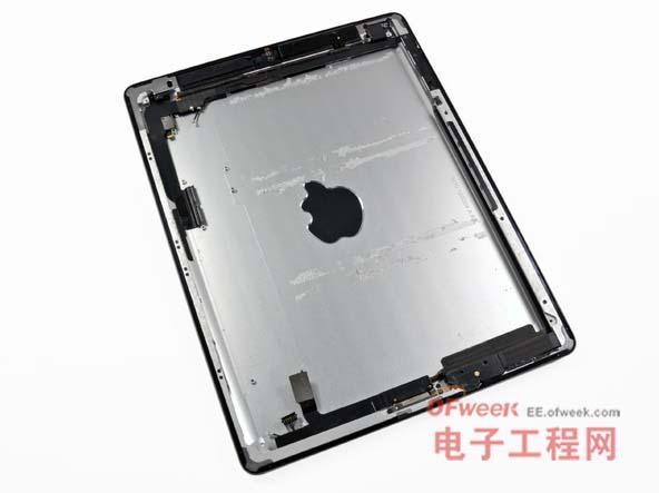 拆机学设计:苹果 new ipad 详细拆解教程(图)