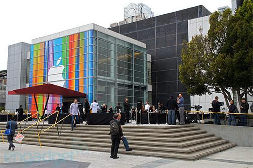 苹果2012秋季产品发布会全程图文直播 图1