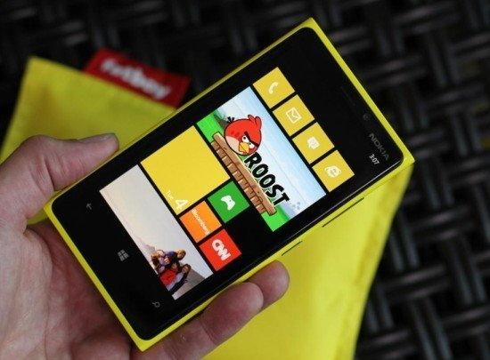 诺基亚Lumia920 图1