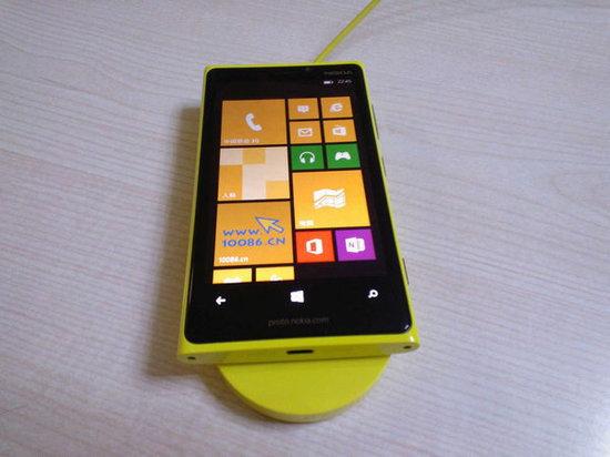 诺基亚Lumia920 图4