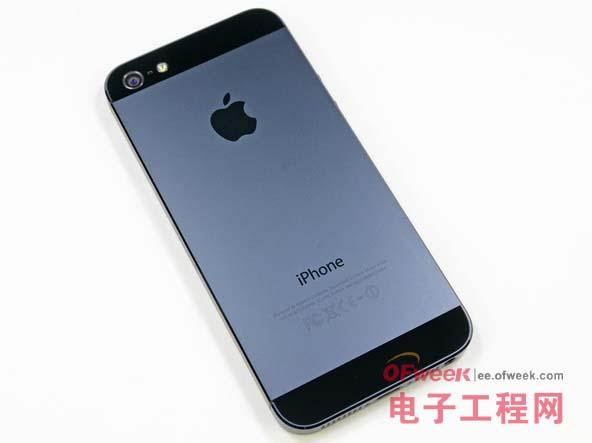 iPhone 5完全拆解图3