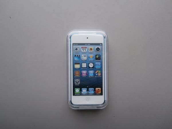 第五代iPod touch开箱 图2