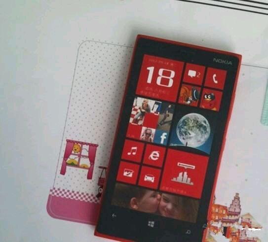 网友DIY的Lumia 920