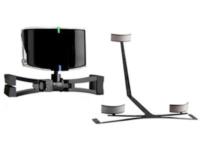 自制四点定位灯实现虚拟实景游戏 图1