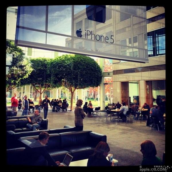 走进神秘的苹果总部