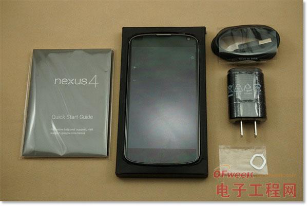 谷歌Nexus 4外观专项评测