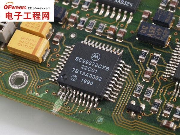 【经典】大哥大手机(摩托罗拉8900x-2)暴力拆解(图文)
