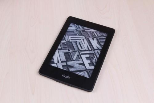 亚马逊Kindle Paperwhite电子书上手试用
