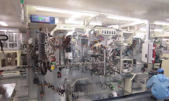 探秘成都两大电池厂锂电池生产线:天电池/星恒电池中国v电池自行车图片