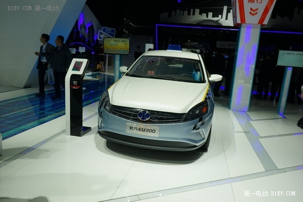 深度解析北汽新能源3.5款全新电动车