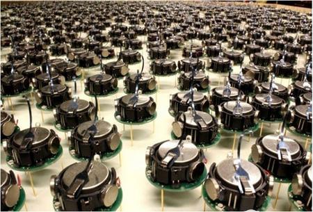 机器人的十大关键技术