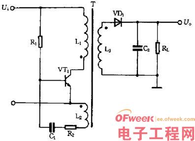 简介开关电源基本原理电路