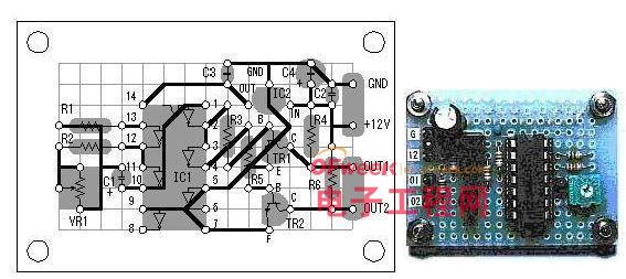 图文详解逆变器电路制作过程