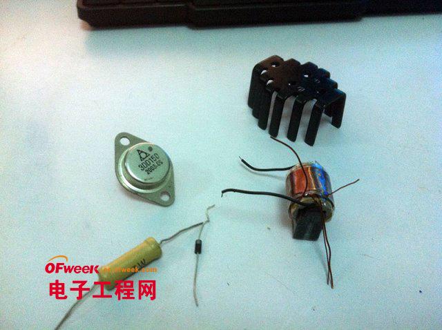 牛人DIY:手工制作10KV电等离子火机 简易+低