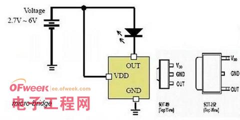 diy:高亮led手电筒 原理简单非常实用(图)