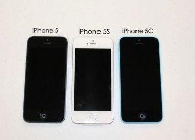 iphone5/iphone5s/iphone5c拆解对比(图文)