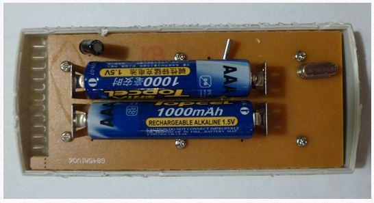 tx61u-it太阳能温度传感器拆解分析
