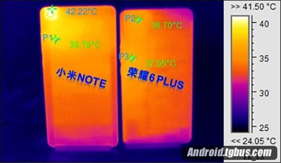 """对比评测:小米Note vs荣耀6 Plus 国产""""发烧""""机对决"""