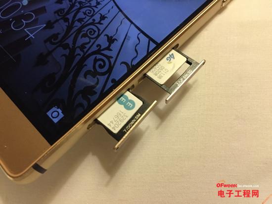 华为p8真机上手评测 土豪金配麒麟935芯 小米note顶配版如...