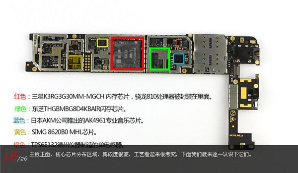 """努比亚z9/小米note顶配版拆解评测对比:同""""芯""""对决"""