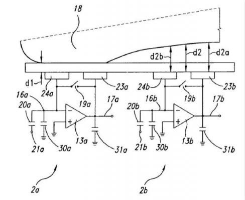 高通电容式指纹传感器背后的专利大老虎【多图揭秘】
