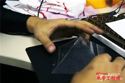 钛客takee1全息显示窥秘:手把手教你DIY虚幻科技